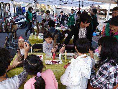 平成30年12月1日 枝サンタイベントを開催